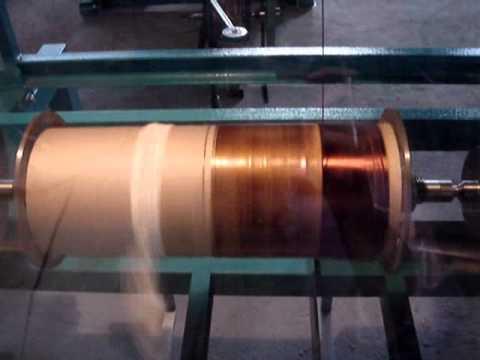 видео: Изготовление трансформатора на станке СНС-8.0 «УЛЬТРА»
