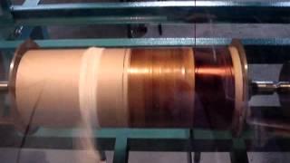 Изготовление трансформатора на станке СНС-8.0 «УЛЬТРА»(Изготовление, намотка трансформатора на станке СНС-8.0 «УЛЬТРА», 2012-07-20T06:30:58.000Z)