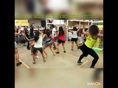Zumba Axé Dança De Salão Leroy Merlin Campo Grande Ms