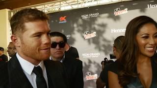 Canelo Alvarez on Sergey Kovalev:  I NEED to be CRAZY & a big RISK-TAKER to be GREAT!