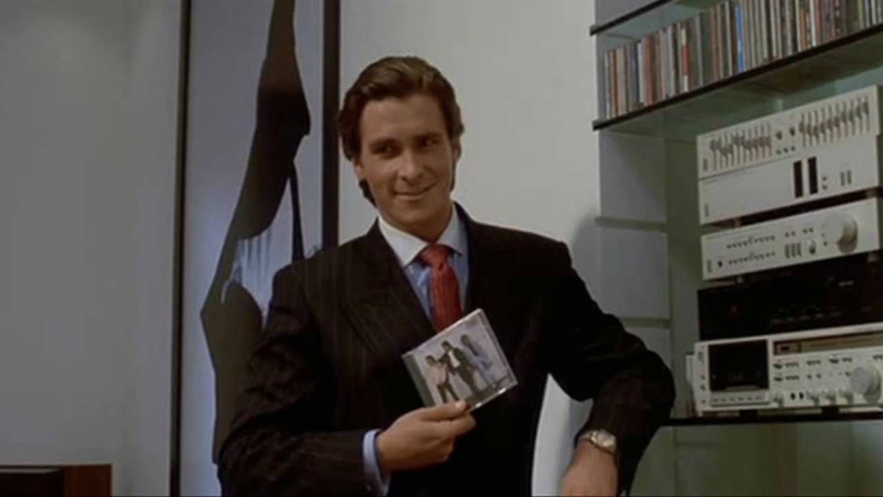 American Psycho - Do you like Huey Lewis and the News? - YouTube