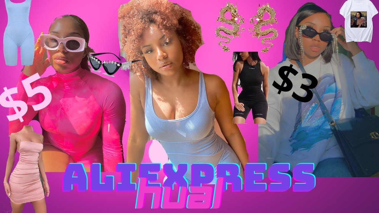 Affordable Summer Try On Clothing Haul 2020 *Aliexpress*