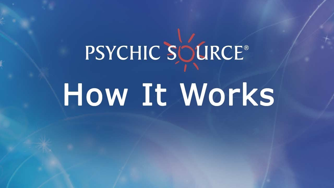 How Psychic Source Works
