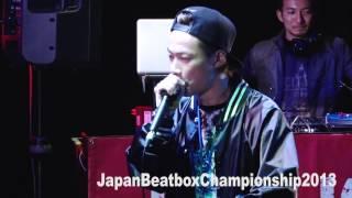 【TATSUYA】 Award Of JapanBeatboxChampionship2013 thumbnail