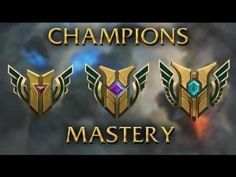 How To Show Your Champion Mastery Icon In Game ...
