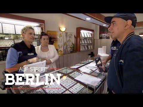 Fake Paketbote betrügt Juwelier: Wo ist der teure Schmuck?   Auf Streife   SAT.1 TV