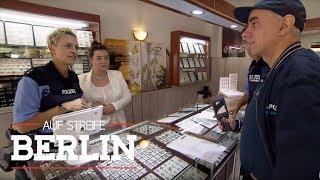 Fake Paketbote betrügt Juwelier: Wo ist der teure Schmuck? | Auf Streife | SAT.1 TV