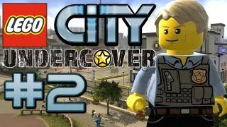 LEGO City Undercover Gameplay #2 - Wilde Verfolgungsjagd