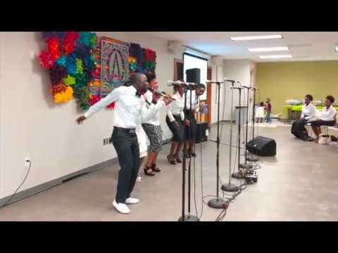 Futa Machozi Leopold D Sengi Concert At Amf Church Fundraising