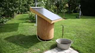 poolheizung selber bauen solar. Black Bedroom Furniture Sets. Home Design Ideas