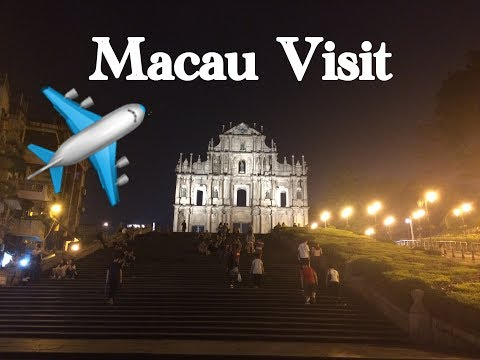 MACAU Travel Diaries Macao | visiting Macao