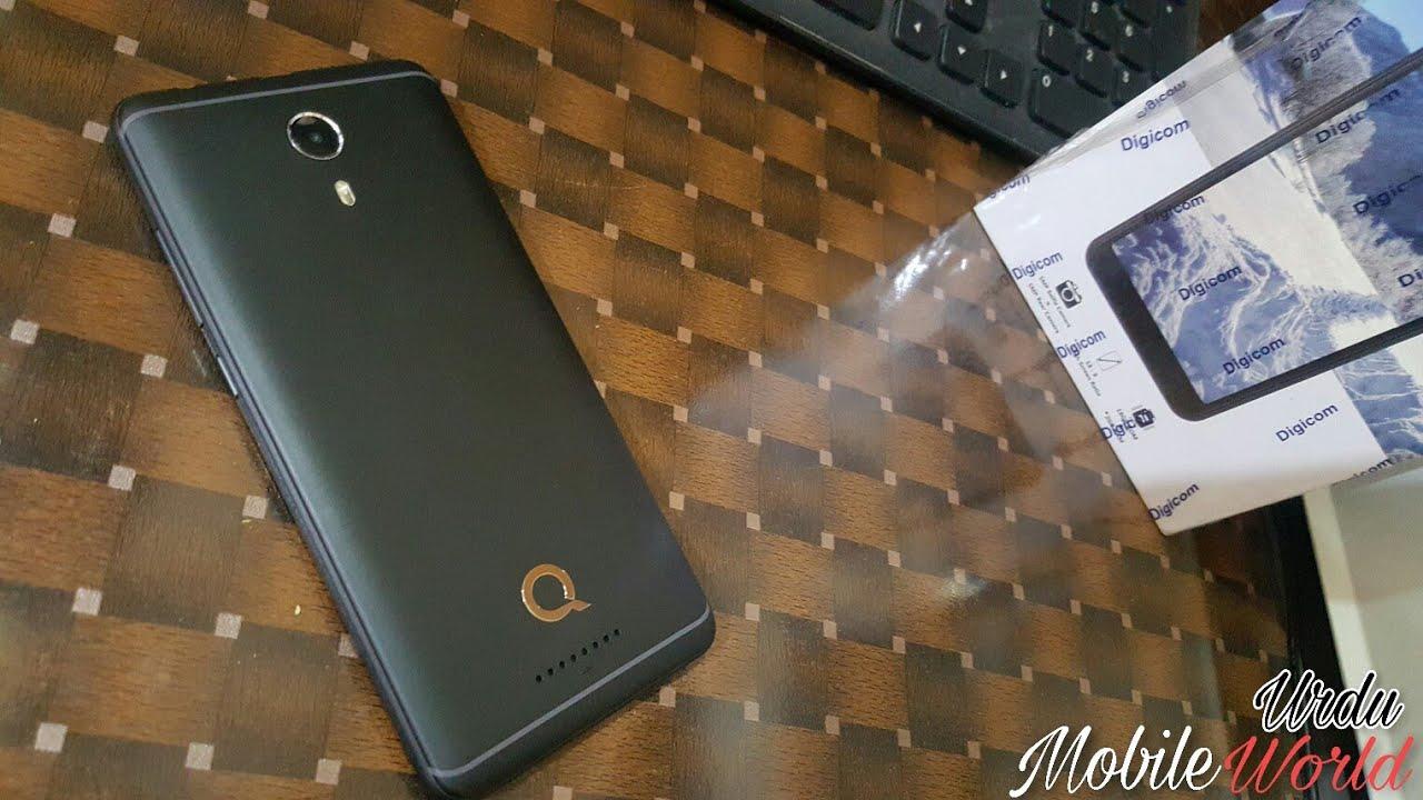 QMobile Q infinity E Price in Pakistan, Detail Specs - Hamariweb