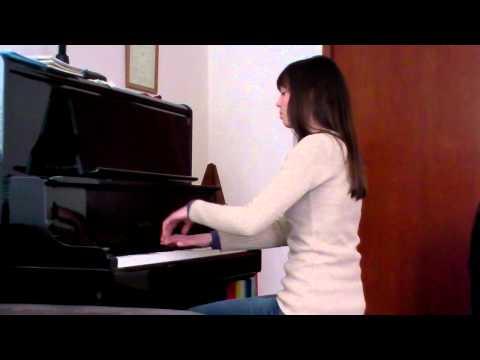 Ravel - Sonatine, 1st movement (Modéré)