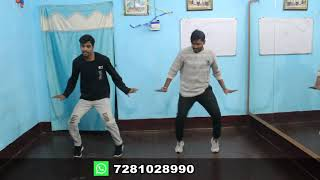 Scooby Doo Pa Pa -Dj Kass | choreograph by Aman Gupta- assist by Anand Video