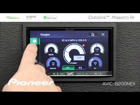 How To - IDatalink Maestro Rr On Pioneer NEX Receivers 2017