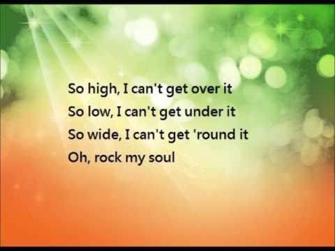 Rock My Soul《奇妙的愛》