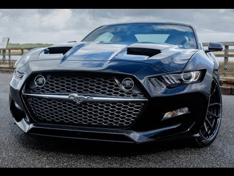 2018 Fisker Galpin Ford Mustang Rocket 725hp Review