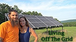 Living Off-Grid With Solar- DIY Install