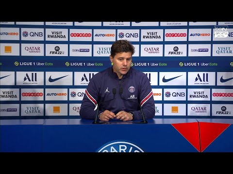 Pochettino Explains Why He Subbed Off Messi Against Lyon