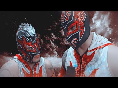 """Kalisto And Sin Cara (Lucha Dragons) """"Bad Things"""" [Thanks For 62k+ Subs!]"""