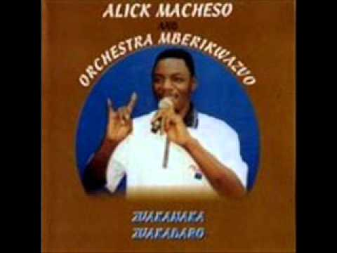 Alick Macheso-Chisoni.