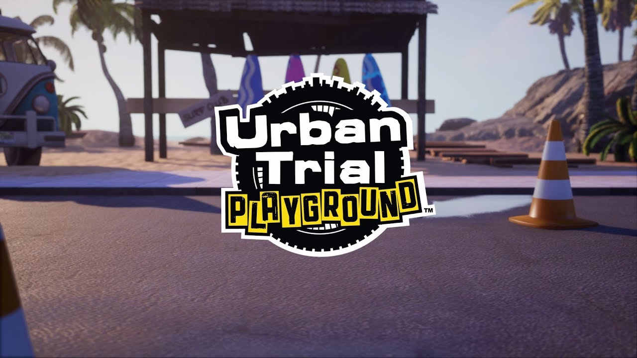 Resultado de imagen de Urban Trial Playground