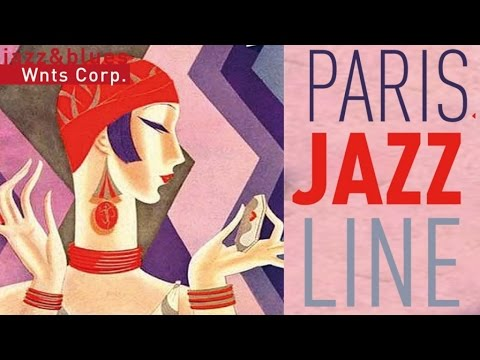 Paris Jazz Line - Happy, Smooth & Relax