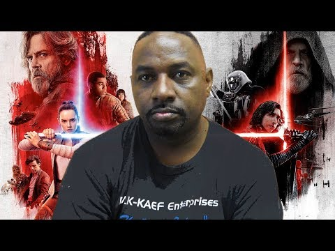 TMR - Starwars: The Last Jedi (Video Pod Cast) *SPOILERS!*