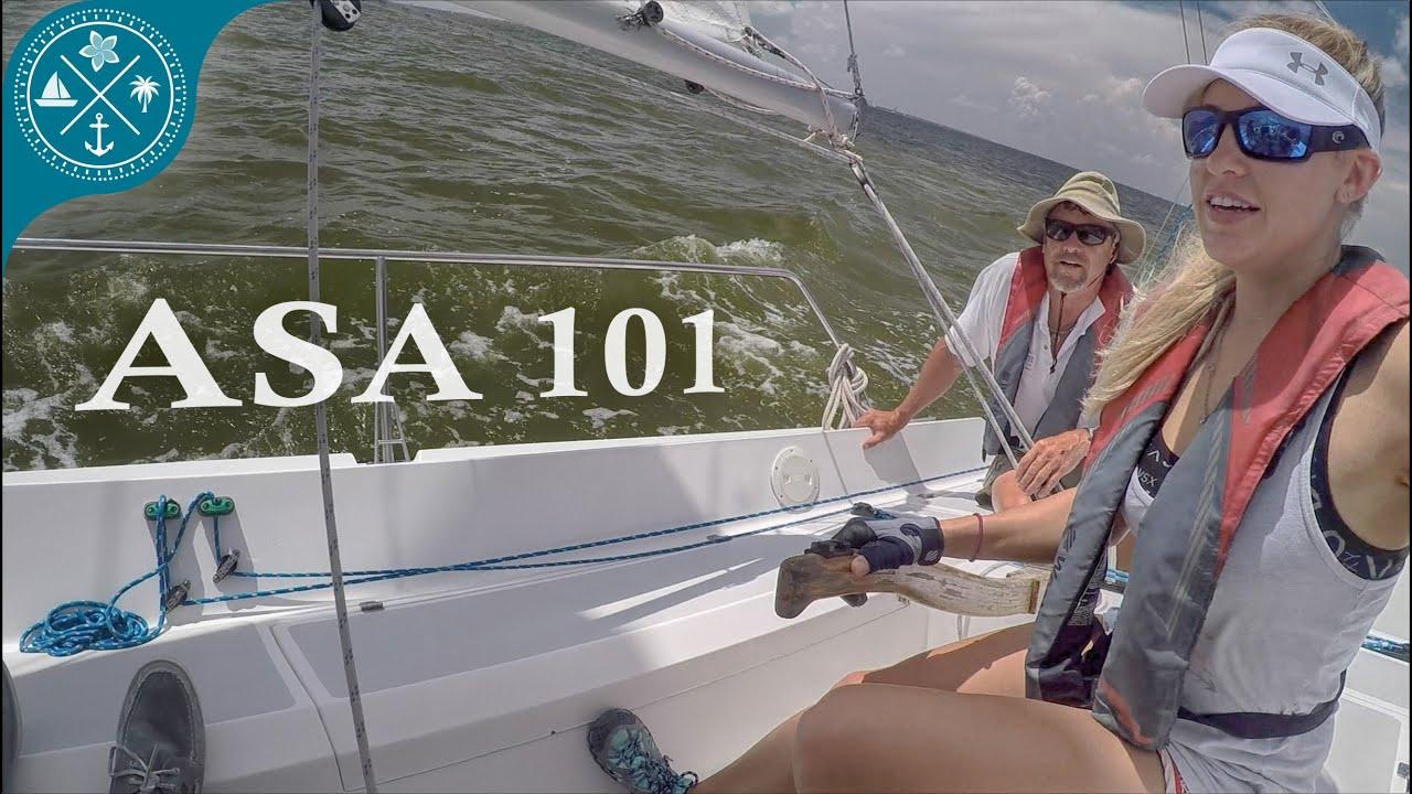 Laser sailing beginner youtube.