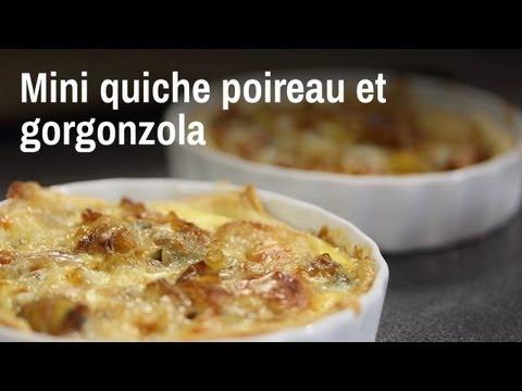 recette-de-mini-quiche-poireau-et-gorgonzola