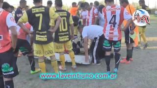 Liga Andalgalense de Futbol - Aconquija vs Tiro (Anual 2016 - 5º Fecha Vuelta)