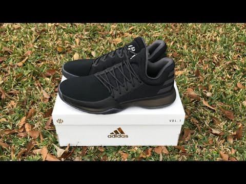 the best attitude 6a5ff 2456e HARDEN VOL 1 DARK OPS ON FOOT HARDEN VOL 1 PERFORMANCE REVIEW