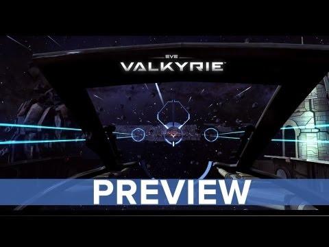 EVE: Valkyrie - Preview - Eurogamer