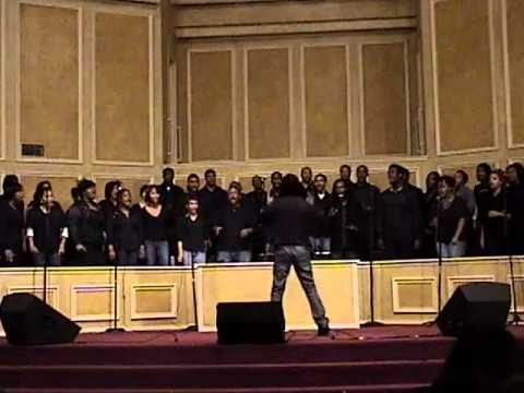 Psalm 100 by Total Praise Youth Choir (directed by Richard Odom)