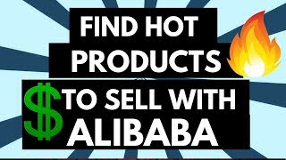 HOW TO FIND HOT PRODUCTS ON ALIBABA TO SELL ON EBAY  (MASSIVE PROFIT)