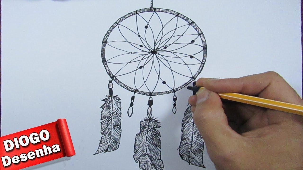 Desenho Tumblr Filtro De Sonhos Speed Drawing Youtube