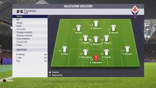 Champions League // West Ham v Fiorentina
