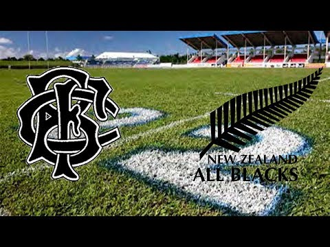 Barbarians vs New Zealand - Rugby Challenge 3