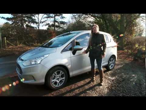 Ford B Max Which first drive