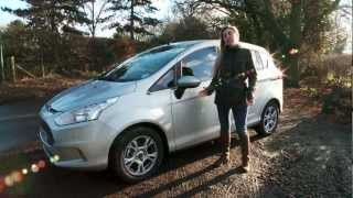 ford b max which? first drive