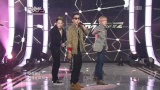 [HD1080] 12.05.18 Electroboyz - Should I Laugh or Cry @ Music bank