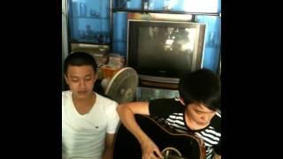 Đừng buông tay anh ----Guita cover Nguyễn Pơ and Nguyễn Thanh