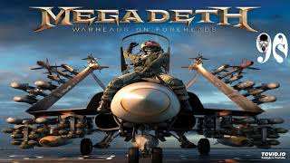 Megadeth - Mechanix (2019) chords   Guitaa.com
