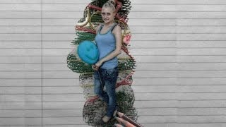 Рисунок цветными карандашами из фото в Фотошопе