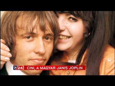 Cini, a magyar Janis Joplin