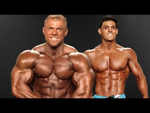 2012 Nationals Men's Finals (Bodybuilding and Physique)