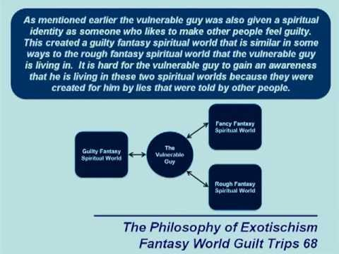 The Philosophy Of Exotischism - Fantasy World Guilt Trips