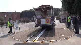 San Francisco Cable Car Ride