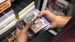 Stolen Baseball Cards