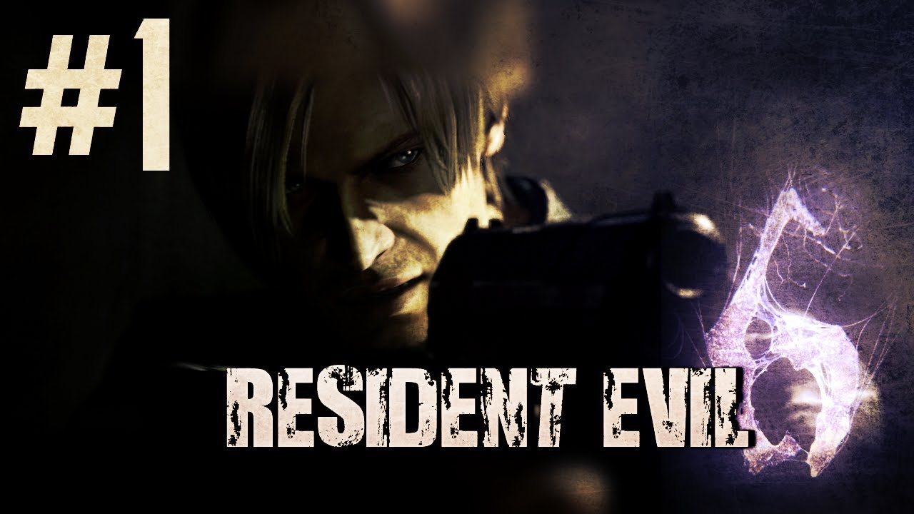 Resident Evil 6 Gameplay Walkthrough Part 1 - IMMERSION